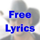 TIM MCGRAW FREE LYRICS