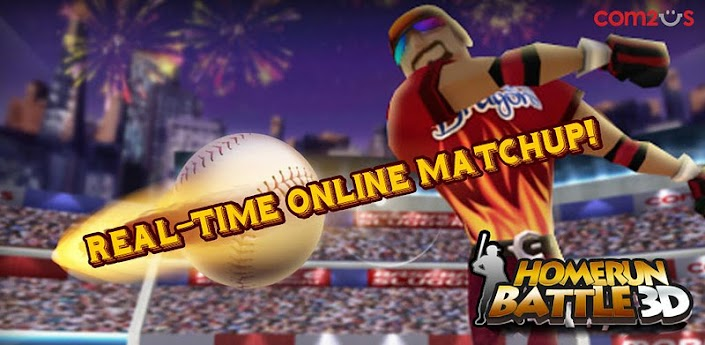 Homerun Battle 3D v1.8.3