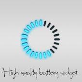 Glow Battery Widget