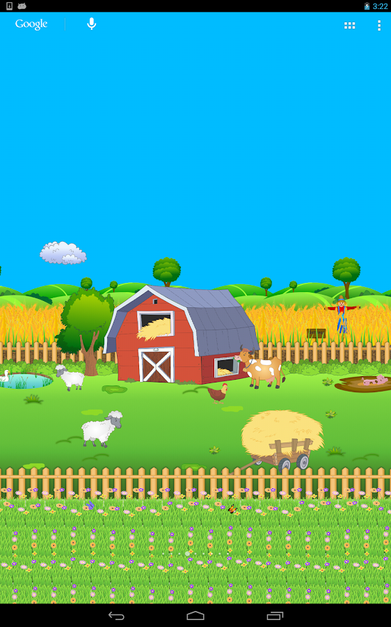 Funny Farm - screenshot
