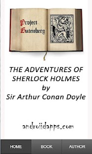 The Adventures Sherlock Holmes - screenshot thumbnail