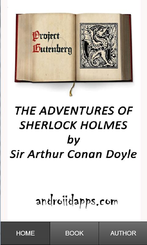 The Adventures Sherlock Holmes - screenshot