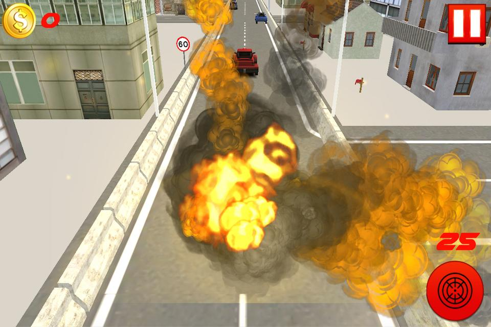 Super HighWay Traffic Racer 3D- screenshot