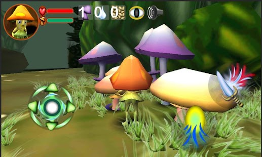 The Legend of Reishi (Demo)- screenshot thumbnail