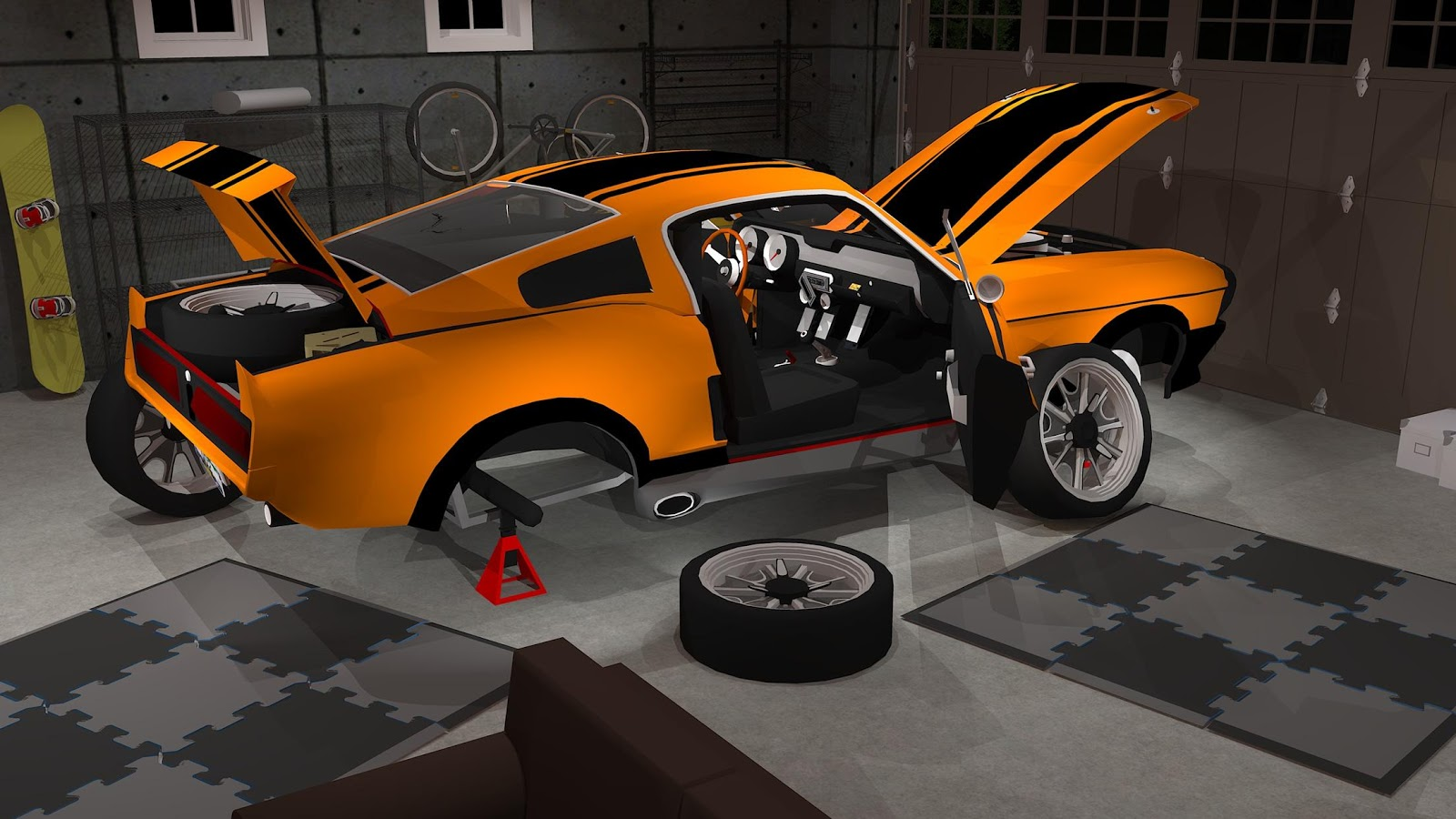 Fix My Car Classic Muscle Lt Android Apps On Google Play