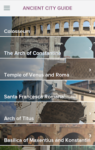 Roman Forum & Palatine Hill screenshot 1