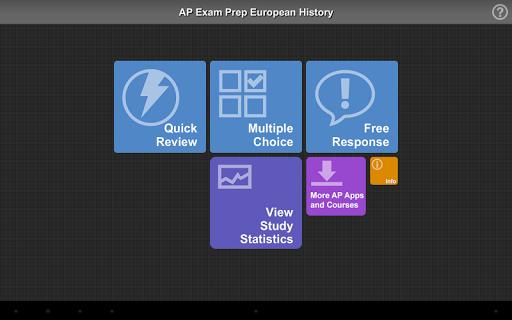 AP Exam Prep European History
