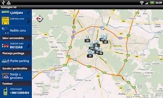 Screenshot of ParkingBot HD