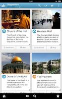 Screenshot of Israel Travel Guide by Triposo