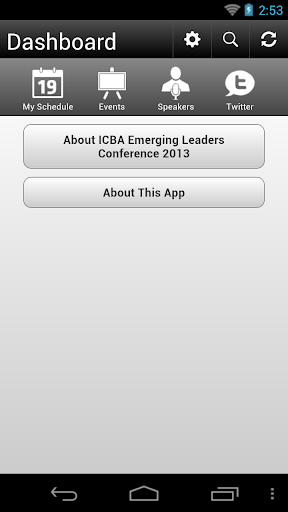 ICBA Leaders Conference 2013