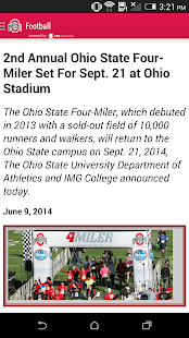 OSU Buckeyes Gameday LIVE - screenshot thumbnail