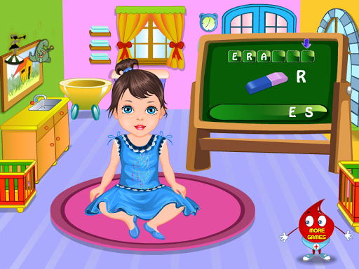 幼儿园校医女孩子的游戏