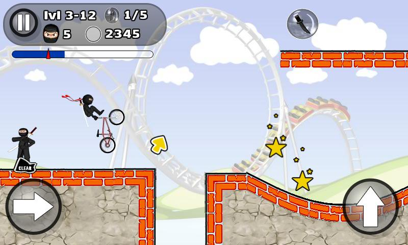 BMX STUNTS - screenshot