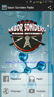 Sabor Sonidero Radio- screenshot thumbnail