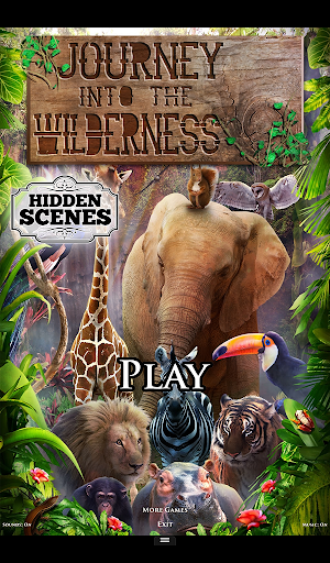 Hidden Scenes - The Wilderness