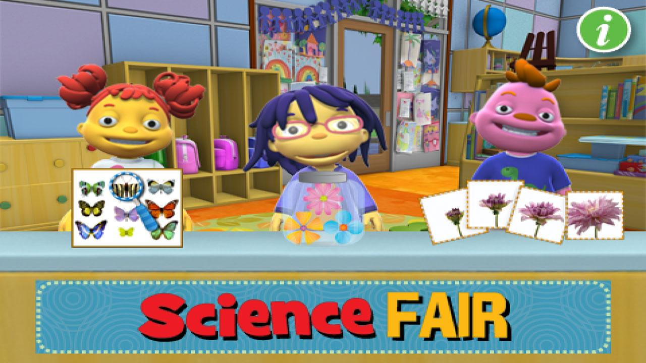 Sid's Science Fair by PBS KIDS - screenshot