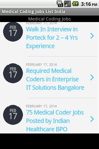 Medical Coding Jobs India