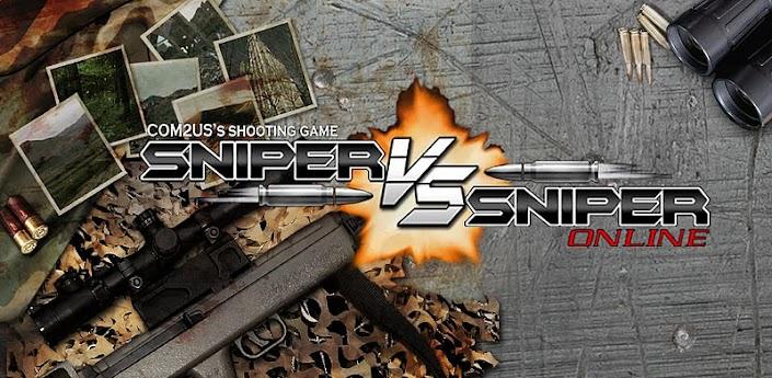 Sniper Vs Sniper: Online