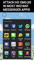 Screenshot of Square Emojis by Emoji World ™