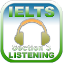 IELTS Listening section 3 (s3) logo