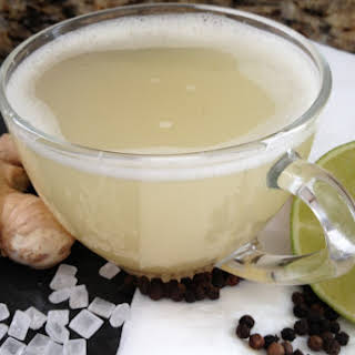 Fresh Ginger Drink Recipes.