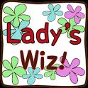 LadysCalendar wiz Free(Period) icon