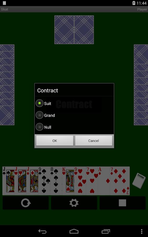 Skat - screenshot