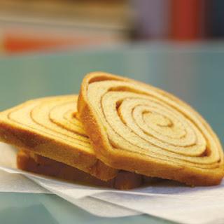 Hungarian Cinnamon Loaf