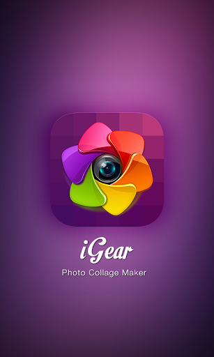 iGear - Photo Collage Maker