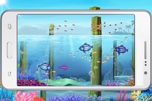 В игре два места рыбалки брюликовое озеро и река сумасбродица.