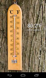 Thermometer (+StatusBar +Wear) Screenshot 6