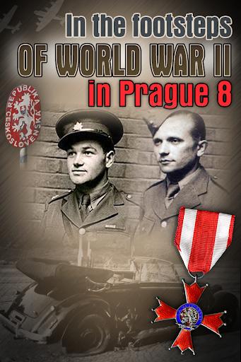World War II in Prague 8