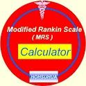 Modified Rankin Stroke scale icon