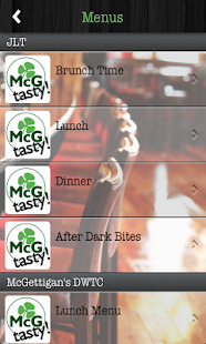 McGettigans - screenshot thumbnail