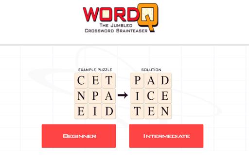 Word Q Puzzles