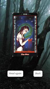 Tarot of the vampires. Premium - náhled