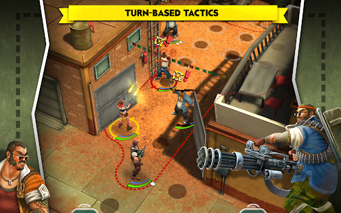 AntiSquad Tactics Premium - screenshot thumbnail