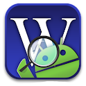 Wikidroid Plus logo