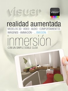 Visuar Realidad Aumentada - screenshot thumbnail