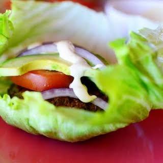 Low-Carb Burgers.
