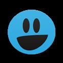 Funny bash texts icon