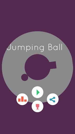 Jumping Ball - Bounce