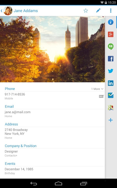 Contacts+ 3.26.9 (Plus) APK