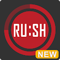 RUSH Interval Timer icon