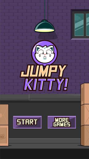 Jumpy Kitty