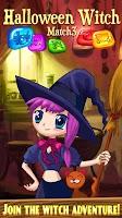 Screenshot of Halloween Witch Match 3