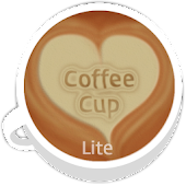 Coffee cup Go Adw Theme Lite