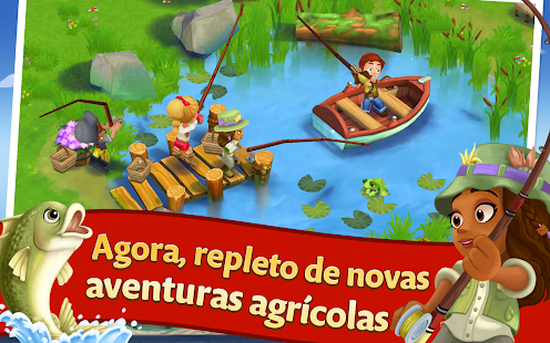 FarmVille 2 Aventuras no Campo - screenshot thumbnail