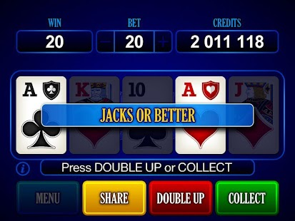 HiLo Video Poker- screenshot thumbnail