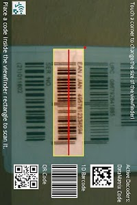 ixMAT Barcode Scanner screenshot 0